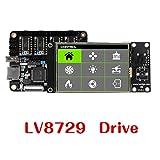 SODIAL 3D Printer Control Board Mainboard Control+Stepper Driver+3.5'' Touch Screen