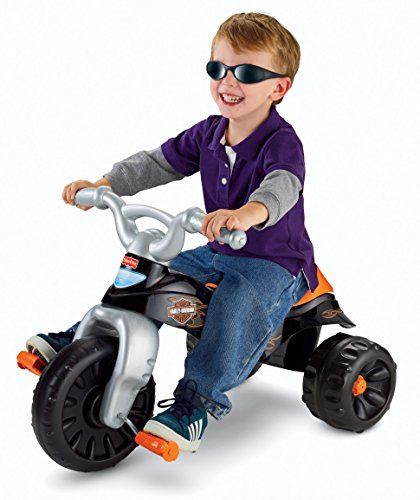 Fisher-Price Harley-Davidson Tough Trike (For Big Boys Toys)