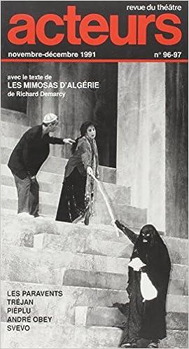 Lire un Les mimosas d'Algérie epub pdf
