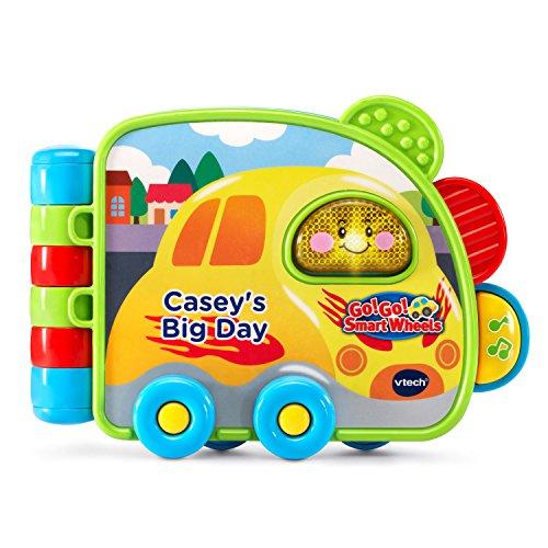 VTech Baby Go! Go! Smart Wheels Read & Go Car Storybook