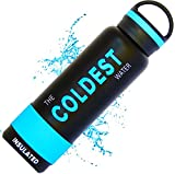 The Coldest Water® Premium Water Bottle was initially built for Professional Athletes in High Performing Sports.  We believe in only owning 1 water bottle. This is the#1, best water bottle, your last bottle, built of the highest qualit...