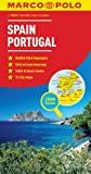 Spain/Portugal Marco Polo Map (Marco Polo Maps)