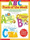 ABC Poem of the Week, Ellen Booth Church and Jerry Levine, 0439431158