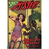 Spicy Mystery Stories - July 1941, Lew Merrill, 1597980331