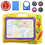 Wild Kids Republic Magnetic Drawing Board, Big Size Megasketcher Drawing Doodle Toy, Write and Learn Creative Educational Toys Gift for 3+ Year Old Boys and Girls