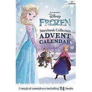 Disney Frozen Storybook Collection Advent CalendarPaperback – Advent Calendar, 21 Aug. 2020