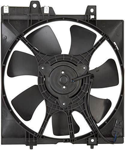 (Spectra Premium CF14013 A/A/C Condenser Fan Assembly)