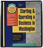 img - for Starting and Operating a Business in Washington book / textbook / text book