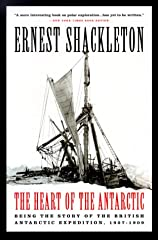 Shackleton's own thrilling account of his first Antarctic expedition and astonishing march to reach the South Pole.With the same drama and adventure of Shackleton's later memoir, South, Heart of the Antarctic chronicles the first polar...