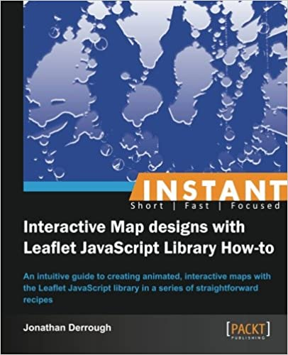 Map designs with Leaflet JavaScript