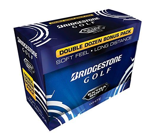 Bridgestone 2017 Extra Soft Golf Balls (24 Balls)