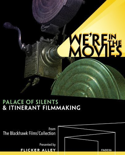 We're in the Movies: Palace of Silents & Itinerant Film Making[DVD/Blu-ray] by Flicker Alley by Iain Kennedy Stephen Schaller by Flicker Alley