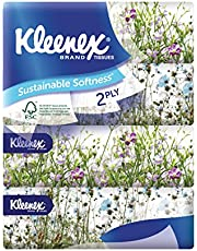 Kleenex Ultra Soft Facial Tissue 2 PLY (Soft Box)