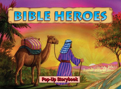 Download Bible Heroes Mini Pop-Up Storybook (Mini Pop-Up Storybooks) pdf epub