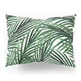 Society6 Tropical Pillow Sham Standard (20'' x 26'') Set of 2