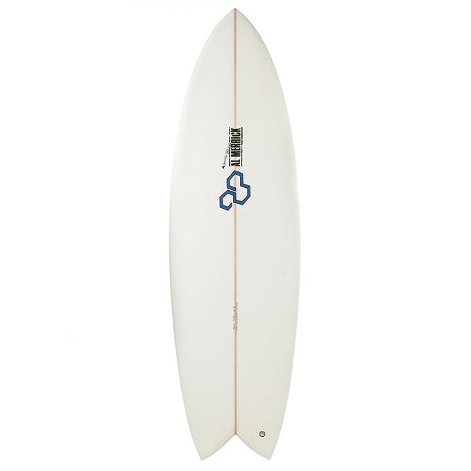 Tabla de Surf al Merrick fishcuit 5.8 Future: Amazon.es: Deportes y aire libre