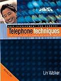 Telephone Techniques, Lin Walker, 0814470238