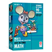 Kutoka Us Software Mia'S Math Adventure: Just In Time [Old Version]