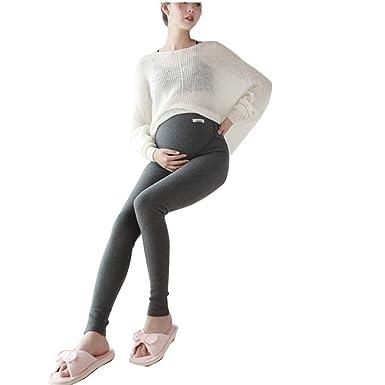 Sfit Damen Umstandshose Umstandsleggings Schwangere Hose Umstandsmode Leggins Schwangerschaft Hose