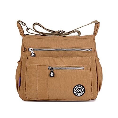 TianHengYi Womens Lightweight Nylon Cross-body Shoulder for sale  Delivered anywhere in Canada