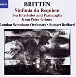 Sinfonia Da Requiem/Sea Interl