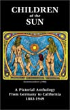 Front cover for the book Children of the Sun by Gordon Kennedy