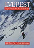 Everest: Expedition to the Ultimate by Reinhold Messner front cover