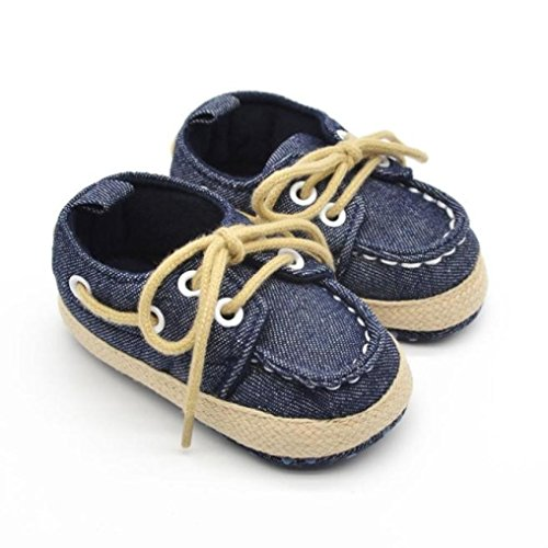 Orangeskycn Baby Toddler Shoes,Infant Kid Boy Girl Soft Sole Sneaker Casual Shoes