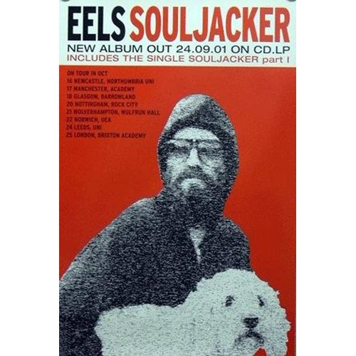 Eels Poster Souljacker Buy Online In Cayman Islands Happyfans Products In Cayman Islands See Prices Reviews And Free Delivery Over Ci 60 Desertcart