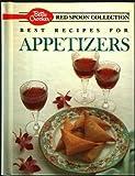Best Recipes for Appetizers, Betty Crocker, 0130730572