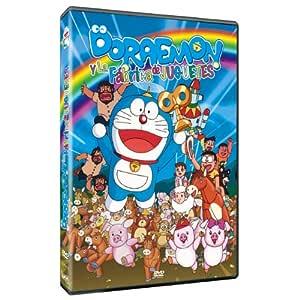 Doraemon Y La Fábrica De Juguetes [DVD]: Amazon.es
