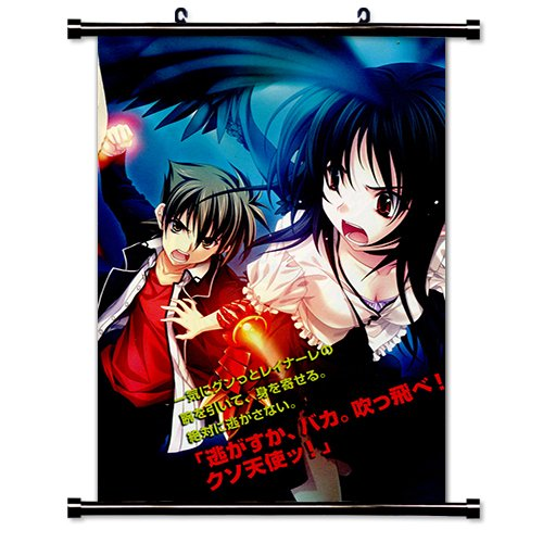 High School DxD Anime Fabric Wall Scroll Poster  Inches. -Hi