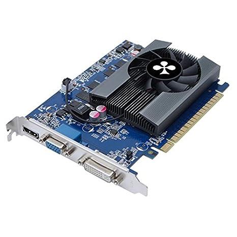 Tarjeta gráfica NVIDIA GeForce GT440 P1072 cgnx-g4448zi 2 GB ...