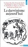 Le Darwinisme aujourd'hui par Chapeville