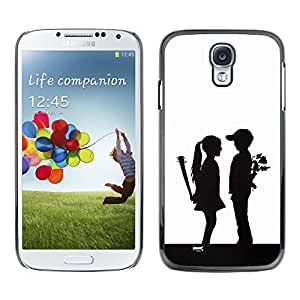 Hot Style Cell Phone PC Hard Case Cover // M00100781 ture art love // Samsung Galaxy S4 i9500