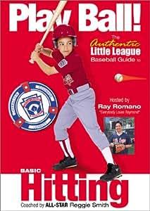 Play Ball!: Basic Hitting