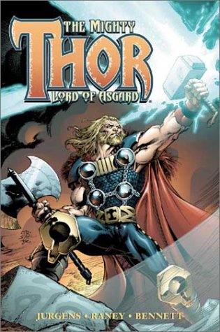 Read Online The Mighty Thor Book Two: Lord of Asgard (Marvel Comics) PDF
