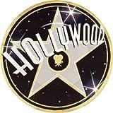 8 Assiettes (26,6Cm) Hollywood Party26,6cm