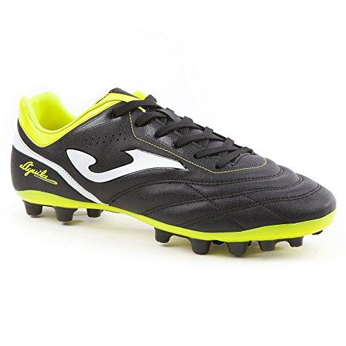 Botas de Futbol Joma Aguila 711 Black-Yellow AG 39