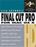Final Cut Pro HD for Mac OS X, Lisa Brenneis, 0321269187