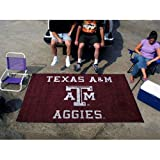 Texas A&M Aggies NCAA Ulti-Mat Floor Mat (5x8')