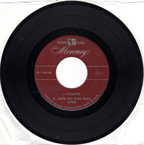 Patti Page - 1. Confess 2. With My Eyes Wide Open  1. Whispering 2. All My Love - Lyrics2You