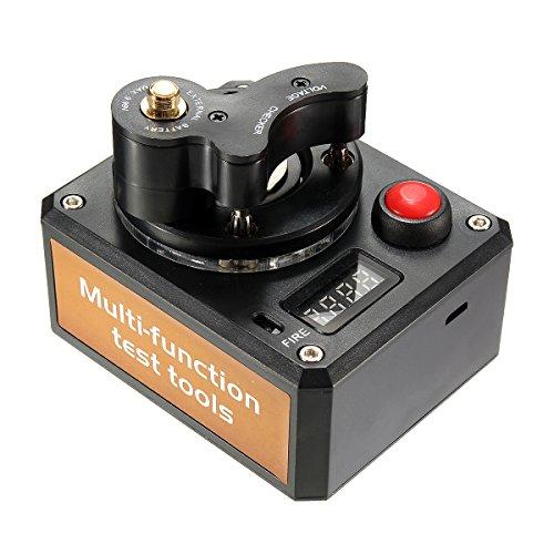 US Warehouse - Coil Resistance Tester Meter for Vape RBA RDA Rebuilding Coil Desk Ohm Tester