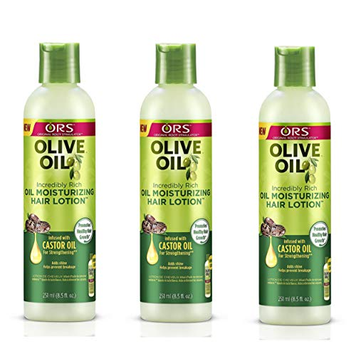 ORS Olive Oil Moisturizing Hair Lotion, 8.5 Oz (Pack of - Olive Hair