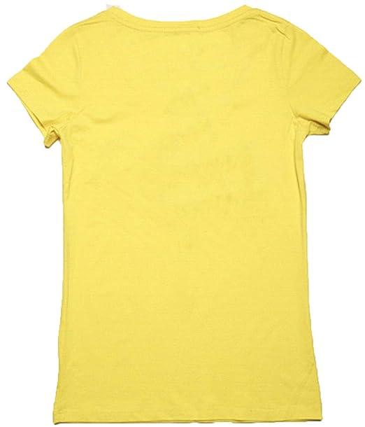 e772226d Image Unavailable. Image not available for. Color: S-3XL Plain T Shirt Women  Cotton Elastic Basic Casual Tops Short Sleeve ...