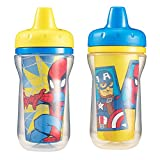 The First Years 2 Piece Insulated Sippy Cup - Marvel