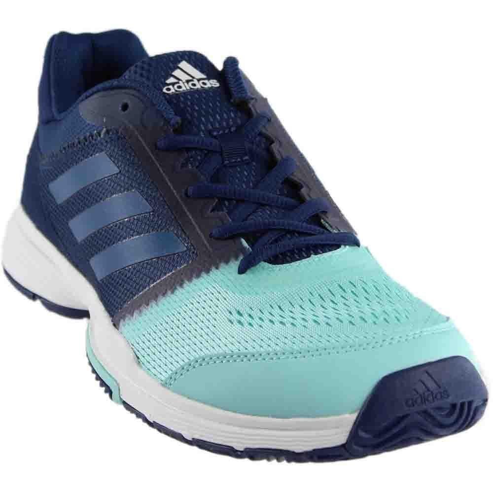 adidas Women's Shoes | Barricade Club Tennis, Mystery Blue/Core Blue/Ocean, (5 M US)