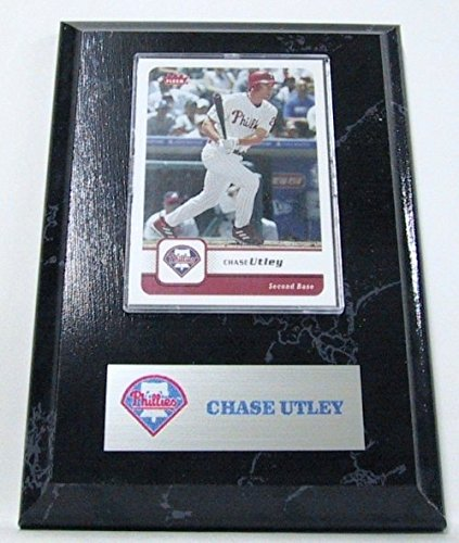 Philadelphia Phillies Mlb Card (MLB Card Plaques - Philadelphia Phillies-Chase)