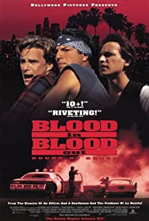 Blood In. . .Blood Out: Bound by Honor Poster B 27x40 Thomas F
