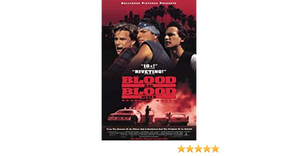 Amazon.com: 27 x 40 Blood In. . .Blood Out: Bound by Honor Movie Poster: Health & Personal Care